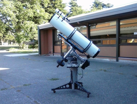 College of the Redwoods Del Norte receives telescope donation