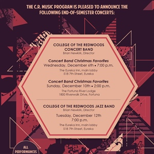 Music Program End-of-Semester Concerts