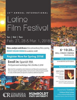 20th Annual International Latino Film Festival