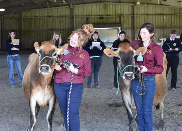 College of the Redwoods to Host 143 FFA Students at Ag Field Day