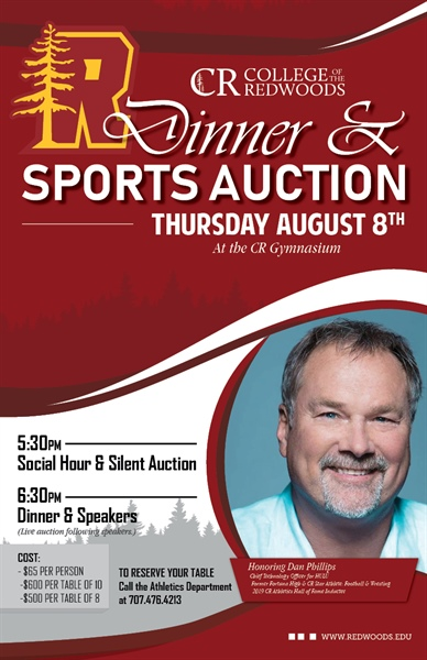 Dan Phillips to be honored at 16th annual CR Dinner & Sports Auction