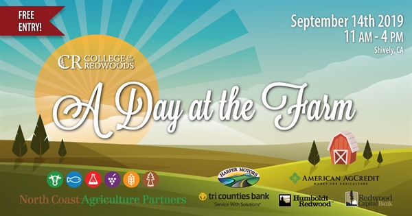 College of the Redwoods hosts 'A Day at the Farm'
