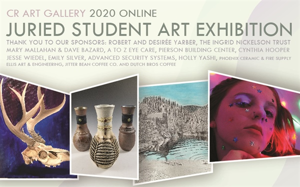 2020 Juried Student Exhibition