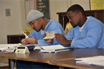 Assistant Professor Christopher Callahan's Prison Education Success Story!